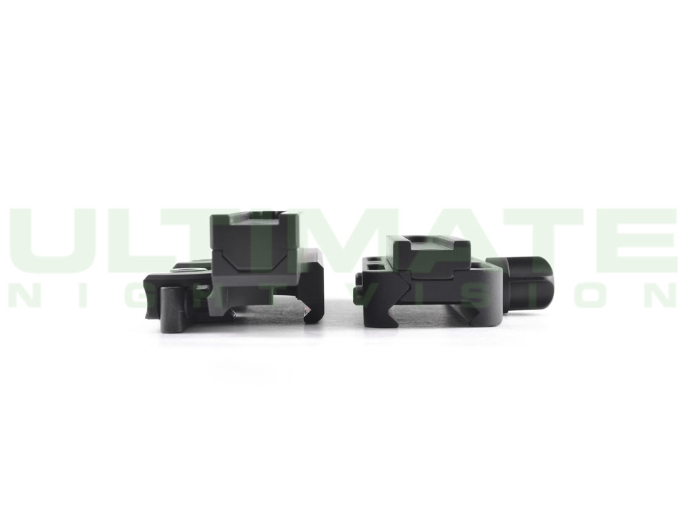 DLOC ThOR - True Return to Zero QD Mount for the ATN ThOR HD/TICO/X-Sight  II HD